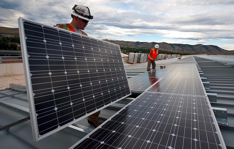 Solar Project in Cambodia 2020
